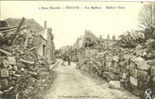 Rue Bailleux - Contributeur : Françoise Portaz