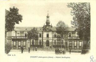 Hôpitl Ste eugénie avant-guerre - Contributeur : Françoise Portaz