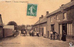 Avenue d'Englencourt - Contributeur : André Demolder