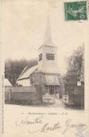 L'église avant 14   - Contributeur : T.Martin