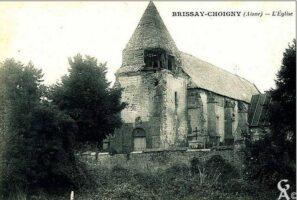 L'église destructions   - Contributeur : T.Martin