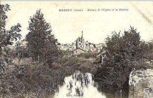 Ruines de l'église  - Contributeur : T.Martin