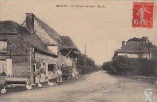 Route de Moÿ - Contributeur : T.Martin