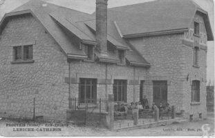 Café Leriche-Cathrin - Contributeur : A.Giffard
