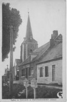 L'église - Contributeur : A.Giffard