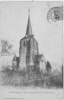 L'église collégiale - Contributeur : A.Giffard
