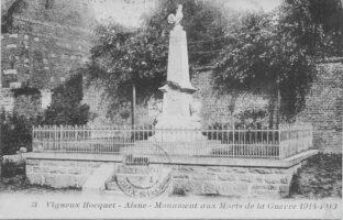 Le monument aux morts   - Contributeur : A.Giffard