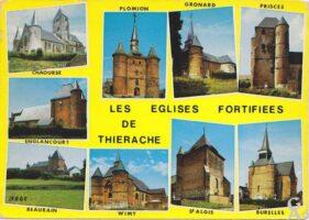 Les églises fortifiées de Thiérache   - Contributeur : A.Giffard