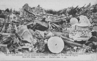 Ruines     - Contributeur : A.Giffard