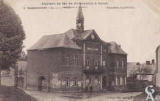 Chemin de fer de Saint-Quentin à Guise   - Contributeur : T.Martin