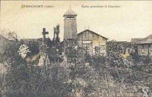 Eglise provisoire   - Contributeur : T.Martin