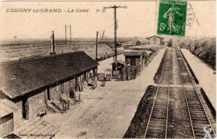 La gare - Contributeur : T.Martin