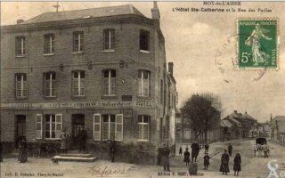 Hôtel Sainte-Catherine - Contributeur : T.Martin