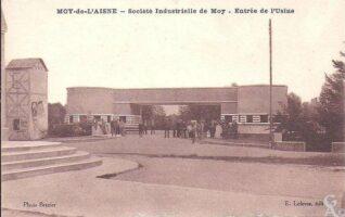 Société industrielle de Moÿ  - Contributeur : T.Martin