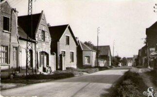 Grande rue 1963 - Contributeur : T.Martin