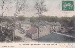Les moulins et l'usine à huile - Contributeur : T.Martin