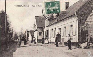 Rue du Fort - Contributeur : T.Martin