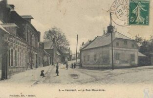 Rue Glaucarne - Contributeur : T.Martin