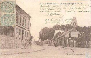 Rue Principale - Contributeur : T.Martin