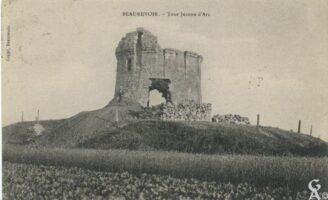 Tour Jeanne d'Arc - Contributeur : R.Hourdry