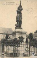 Statue Jeanne d'Arc - Contributeur : R.Hourdry