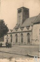 L'église (défunte) - Contributeur : R.Hourdry