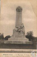 Monument aux morts 1923 - Contributeur : R.Hourdry