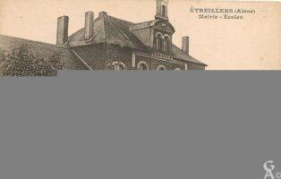 Mairie-Ecoles - Contributeur : R.Hourdry