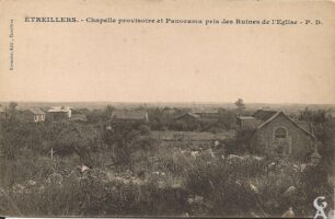 Chapelle provisoire - Contributeur : R.Hourdry