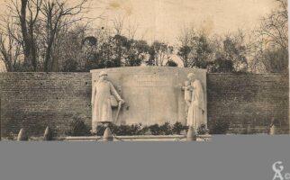 Monument aux morts 1925 - Contributeur : R.Hourdry