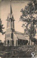 L'église - Contributeur : R.Hourdry