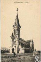 L'église 1914 - Contributeur : R.Hourdry
