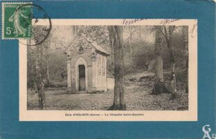 Chapelle St-Quentin - Contributeur : R.Hourdry