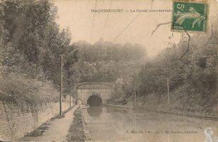 Entrée du tunnel du canal - Contributeur : R.Hourdry