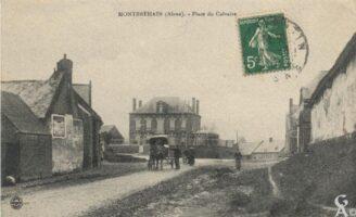 Place du Calvaire - Contributeur : R.Hourdry