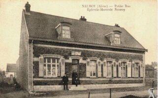 Petite rue - Epicerie-mercerie - Contributeur : R.Hourdry