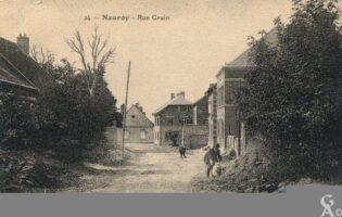 Rue Grain - Contributeur : R.Hourdry