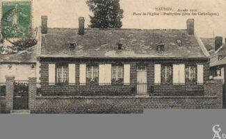 1912 Presbytère - Contributeur : R.Hourdry