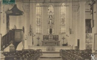 Intérieur de l'église - Contributeur : R.Hourdry