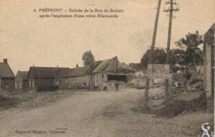 Rue de Bohain - Contributeur : R.Hourdry