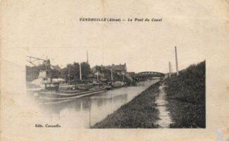 Pont du canal - Contributeur : R.Hourdry