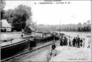 Entrée du Canal - Contributeur : V.Courtin