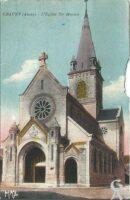 Eglise St-Martin - Contributeur : M.A. Schioppa