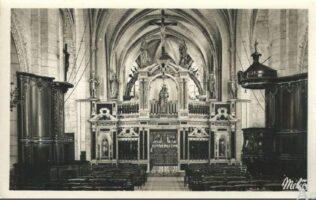 Notre Dame de Liesse -Le Jubé - Contributeur : M.A. Schioppa