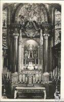La basilique : le sanctuaire - Contributeur : M.A. Schioppa