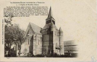 L'église fortifiée - Contributeur : N.Gilbert