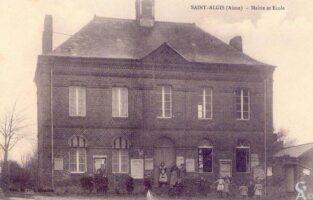 Mairie et écoles - Contributeur : A.Demolder