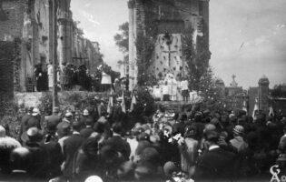 Inauguration du monument aux morts - Contributeur : P.Nattier