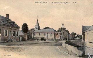 Ancienne église - Contributeur : Gilles Allart