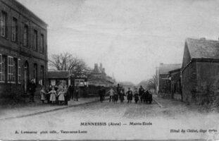 L'école avant 1914 - Contributeur : Gilles Allart